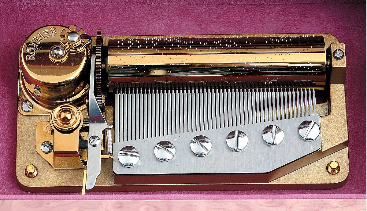 Как сделать механизм музыкальной шкатулки своими руками 49